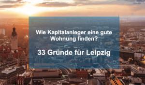 33 Gründe für Denkmalimmobilien in Leipzig