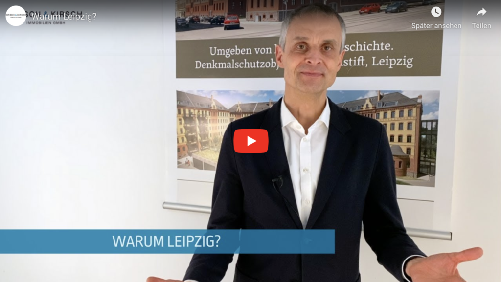 Denkmalimmobilien in Leipzig Standortfaktor