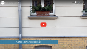 Bauträger Erfahrung Denkmalimmobilien in Leipzig