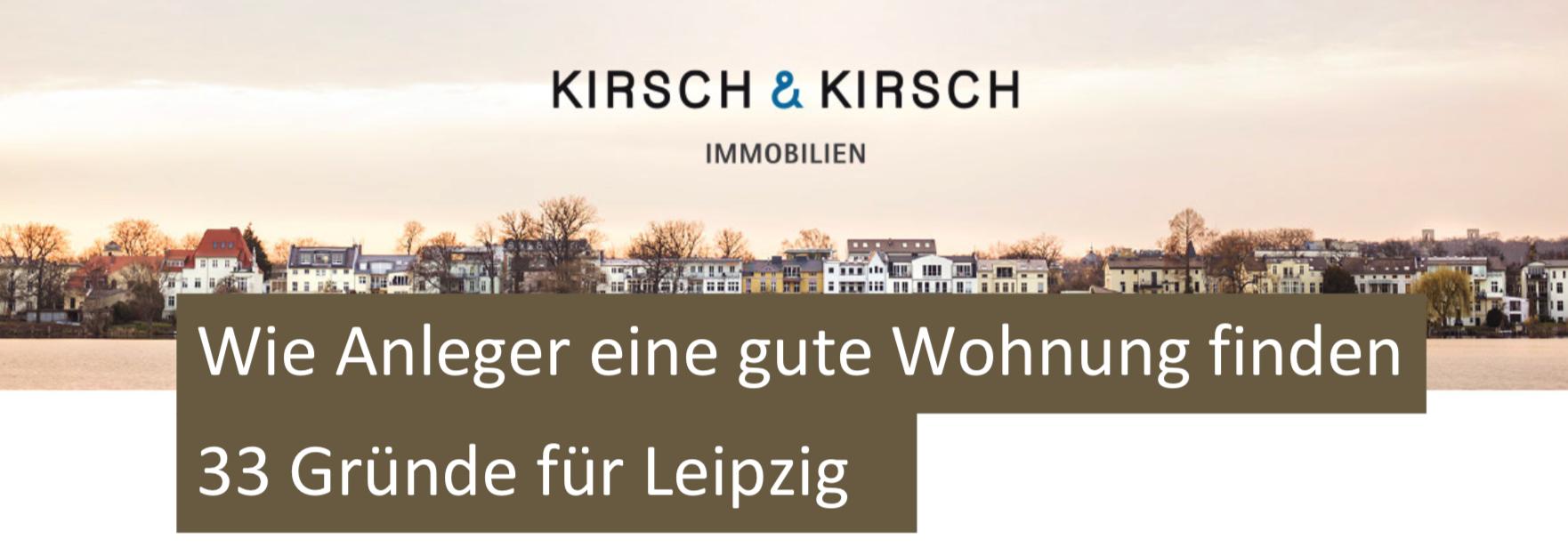 33 Gründe für eine Denkmalimmobilie in Leipzig