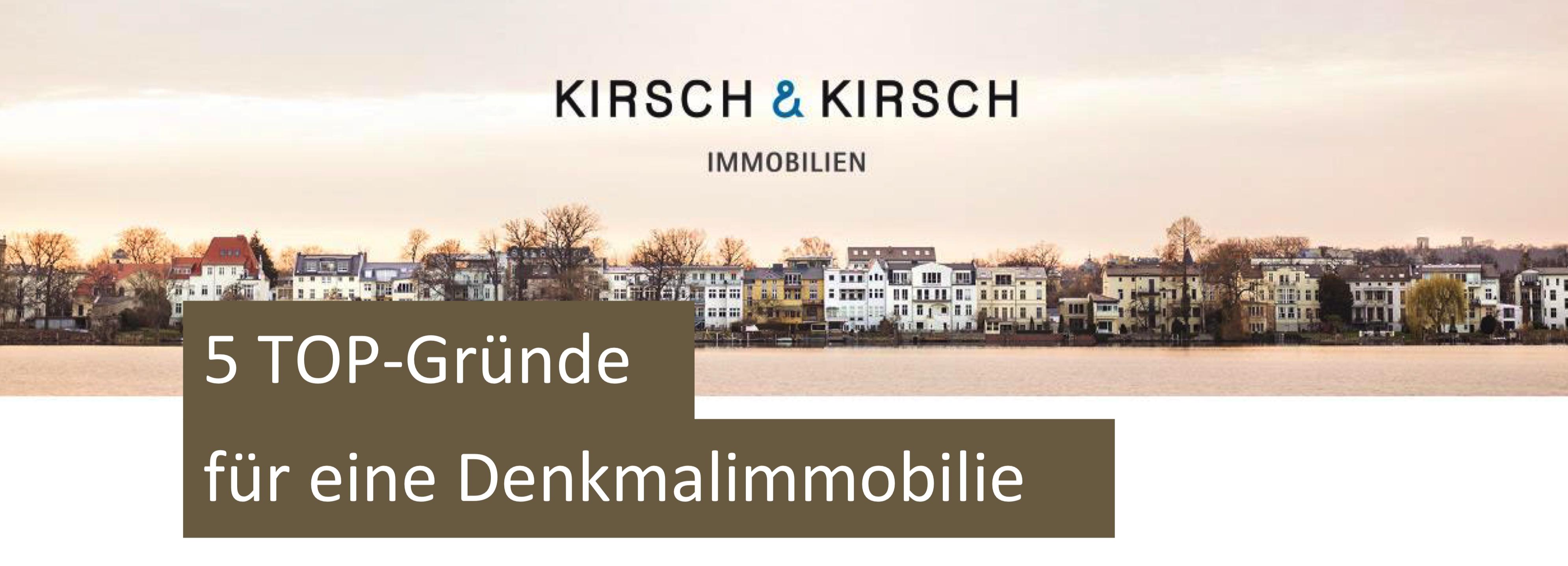 5 Top Gründe für eine Denkmalimmobilie in Leipzig