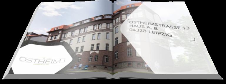 Denkmalimmobilie in Leipzig Ostheimstraße