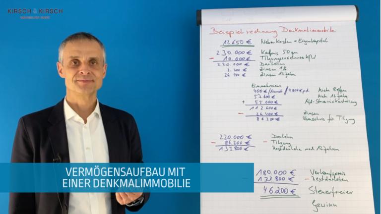 Vermögensaufbau mit Denkmalimmobilien in Leipzig